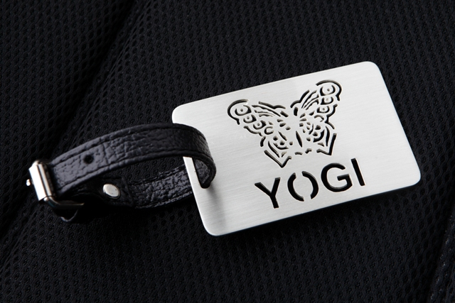 BUTTERFLY  CUSTOMIZABLE LUGGAGE TAG