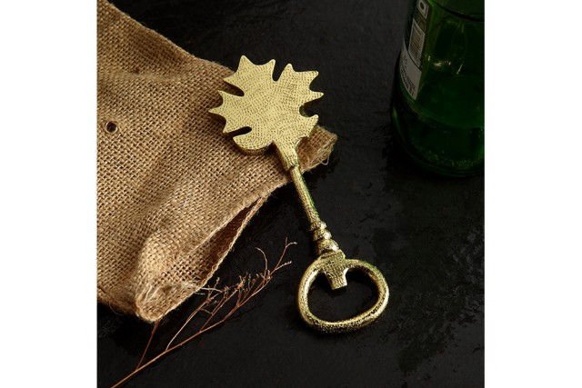 BRASS BOTTLE OPNER